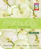 Psychology Core Concepts with DSM-5 Update 7th 2014 edition cover