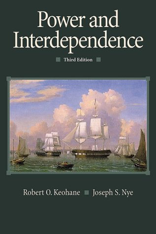 Power and Interdependence  3rd 2001 edition cover