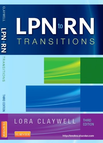 LPN to RN Transitions  3rd 2013 edition cover