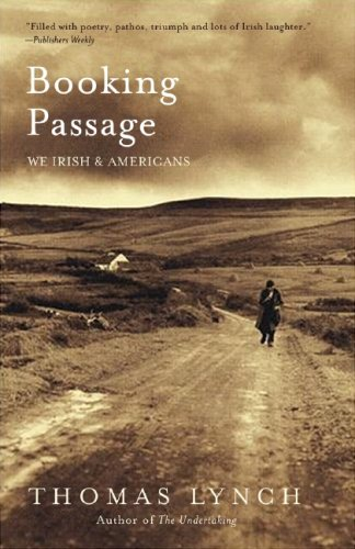 Booking Passage We Irish and Americans N/A 9780393328578 Front Cover