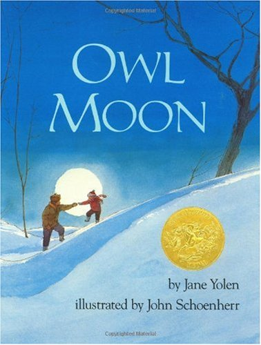 Owl Moon  N/A 9780399214578 Front Cover