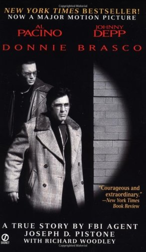 Donnie Brasco   1987 (Movie Tie-In) 9780451192578 Front Cover