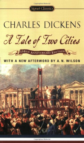 Tale of Two Cities  200th 2007 (Anniversary) 9780451530578 Front Cover