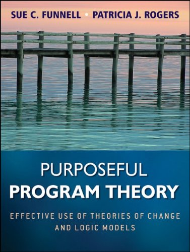 Purposeful Program Theory Effective Use of Theories of Change and Logic Models  2011 edition cover