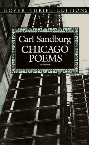 Chicago Poems   1994 (Unabridged) edition cover