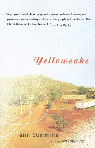 Yellowcake   2007 9780547053578 Front Cover