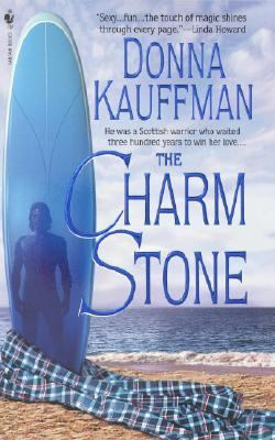 Charm Stone A Novel  2002 9780553584578 Front Cover