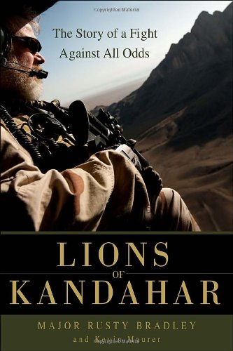 Lions of Kandahar The Story of a Fight Against All Odds  2011 edition cover