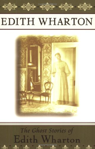 Ghost Stories of Edith Wharton   1997 edition cover