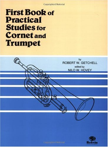 Practical Studies for Cornet and Trumpet, Bk 1   1985 edition cover