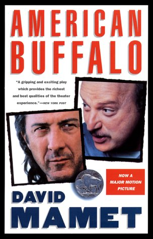 American Buffalo  N/A edition cover