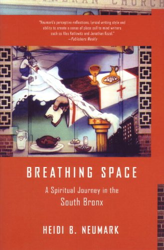 Breathing Space : A Spiritual Journey in the South Bronx  2003 edition cover