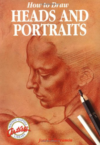 How to Draw Heads and Portraits   1989 9780823023578 Front Cover