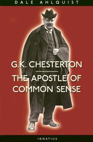 Apostle of Common Sense   2003 9780898708578 Front Cover