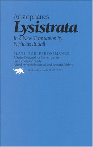 Lysistrata  N/A 9780929587578 Front Cover