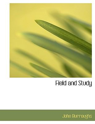 Field and Study N/A 9781116290578 Front Cover