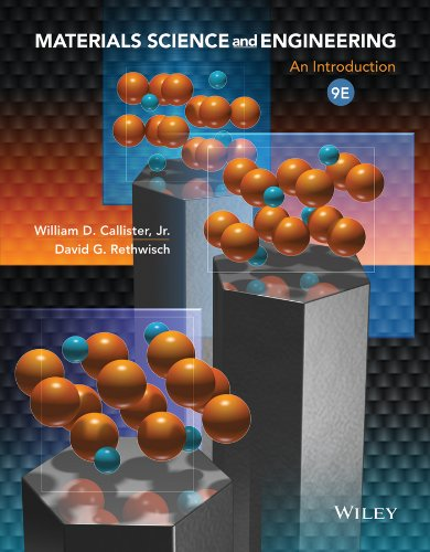 Materials Science and Engineering An Introduction 9th 2014 9781118324578 Front Cover