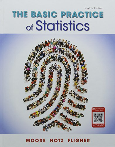 Basic Practice of Statistics  8th 2018 9781319042578 Front Cover