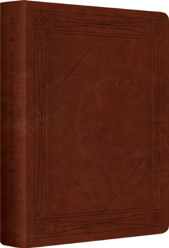 Esv Single Column Journaling Bible  N/A edition cover