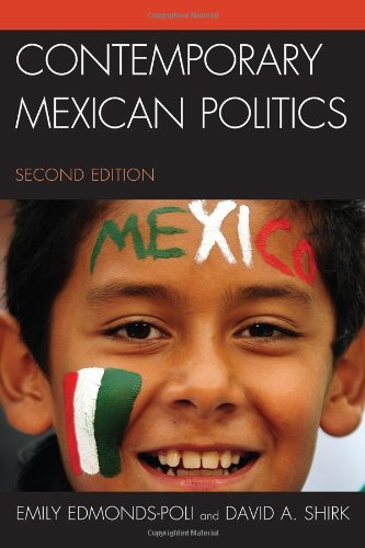 Contemporary Mexican Politics  2nd 2012 edition cover