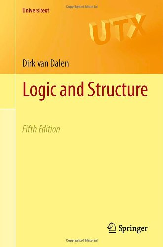 Logic and Structure:   2012 edition cover