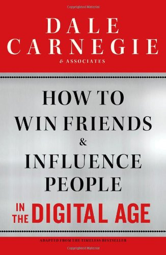 How to Win Friends and Influence People in the Digital Age   2011 edition cover