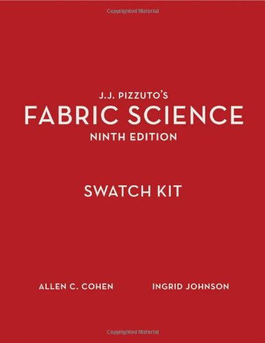 Fabric Science Swatch Kit 9th Edition  9th 2009 (Revised) edition cover