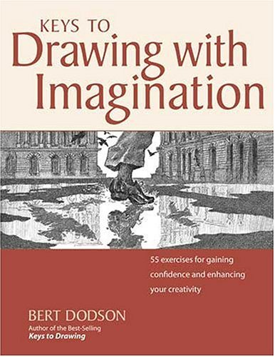 Keys to Drawing with Imagination   2006 edition cover