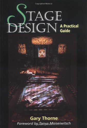 Stage Design A Practical Guide  1999 edition cover