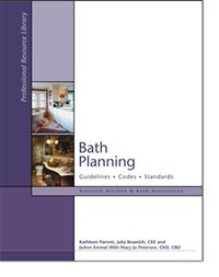 Bath Planning Guidelines, Codes, Standards N/A edition cover