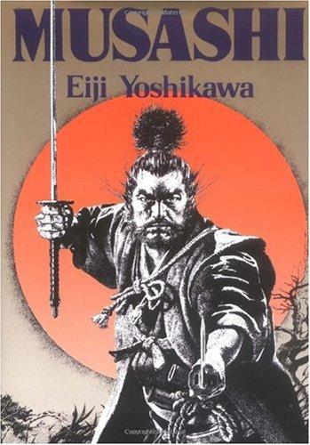 Musashi   1981 edition cover
