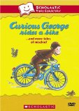 Curious George Rides a Bike... and More Tales of Mischief (Scholastic Video Collection: The Great White Man-Eating Shark, Flossie and the Fox, The Happy Lion, and Cat and Canary) System.Collections.Generic.List`1[System.String] artwork