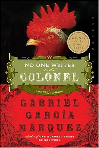 No One Writes to the Colonel and Other Stories   2005 9780060751579 Front Cover