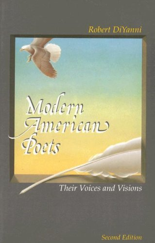Modern American Poets Their Voices and Visions 2nd 1994 (Revised) edition cover