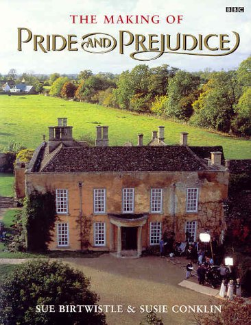 Making of Pride and Prejudice   1995 edition cover