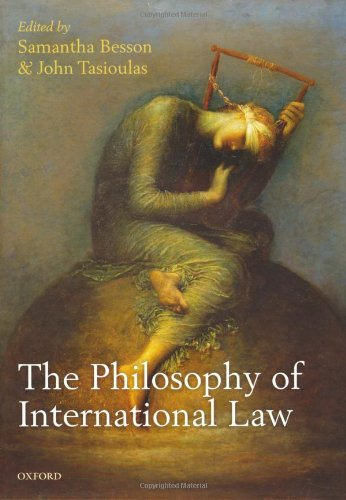 Philosophy of International Law   2010 9780199208579 Front Cover