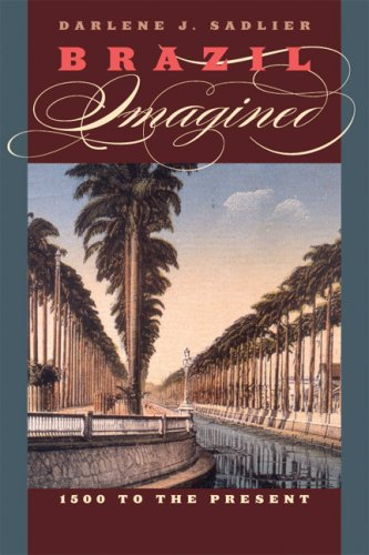 Brazil Imagined 1500 to the Present  2008 edition cover
