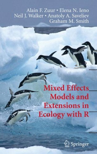 Mixed Effects Models and Extensions in Ecology with R   2009 edition cover