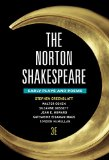 The Norton Shakespeare:   2015 edition cover