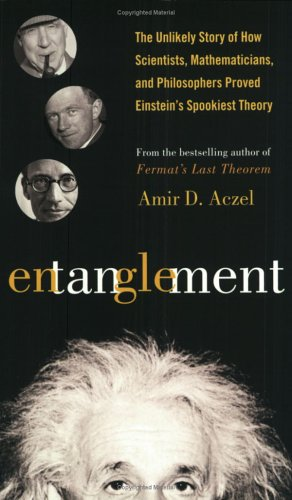 Entanglement  N/A edition cover