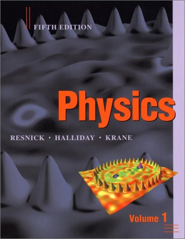 Physics  5th 2002 (Revised) 9780471320579 Front Cover