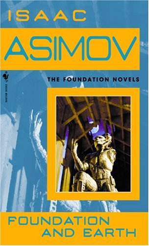 Foundation and Earth   2004 edition cover