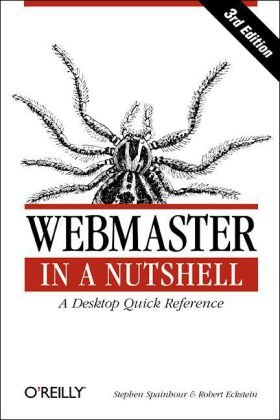 Webmaster  3rd 2002 9780596003579 Front Cover