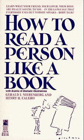 How to Read a Person Like a Book   1971 edition cover