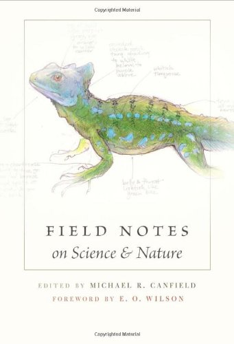 Field Notes on Science and Nature   2011 edition cover