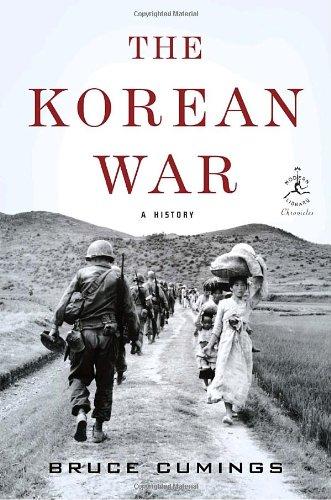 Korean War A History  2010 edition cover