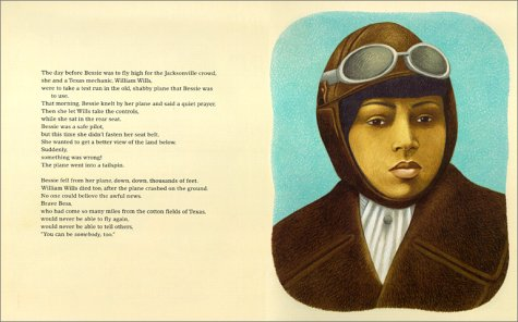 Fly High! The Story of Bessie Coleman  2001 edition cover