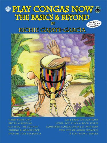 Play Congas Now   2000 edition cover