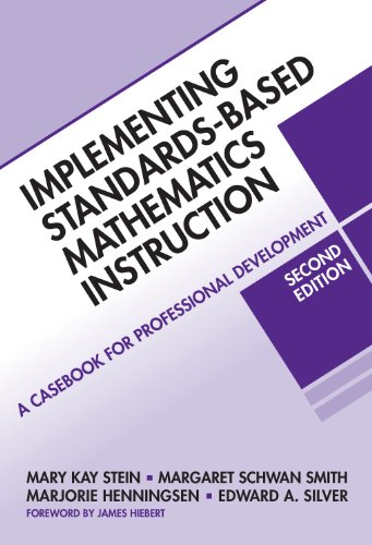 Implementing Standards-Based Mathematics Instruction A Casebook for Professional Development 2nd 2009 (Revised) edition cover