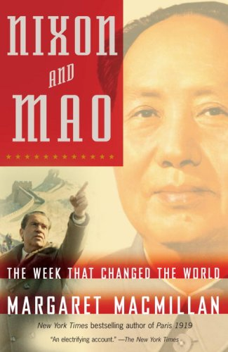 Nixon and Mao The Week That Changed the World N/A 9780812970579 Front Cover